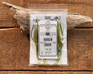 minnow swarm packaged